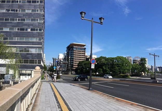 相生橋 東詰 広島市中区基町 - 大手町1丁目 2016年7月17日