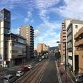 Photos: 的場陸橋から広島市南消防署 広島市南区的場町2丁目 2017年9月1日
