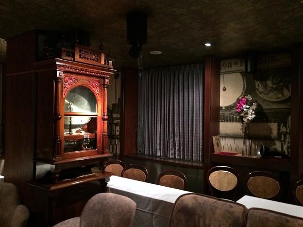 ポリフォン社ディスクオルゴール Polyphon antique symphonion disc music box 広島市中区紙屋町1丁目