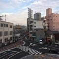 カープロード 愛宕踏切前 広島市南区松原町 - 猿猴橋町 2017年9月9日