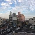 Photos: 愛宕踏切前 広島市南区松原町 - 猿猴橋町 2017年9月9日