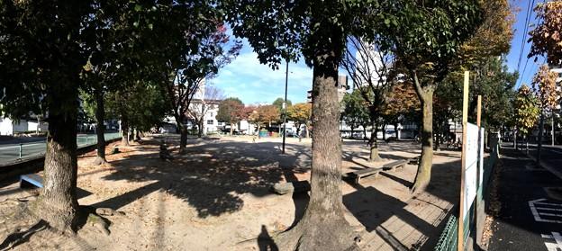 都町公園 広島市西区都町31 2017年11月12日