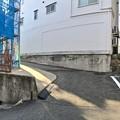 Photos: 干拓堤防の名残 広島市南区宇品西1丁目 2016年11月4日