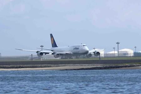 飛行機(24)−ルフトハンザ ドイツ航空、 ジャンボ再び