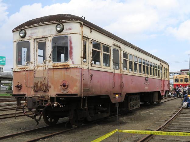 電車だった車両。