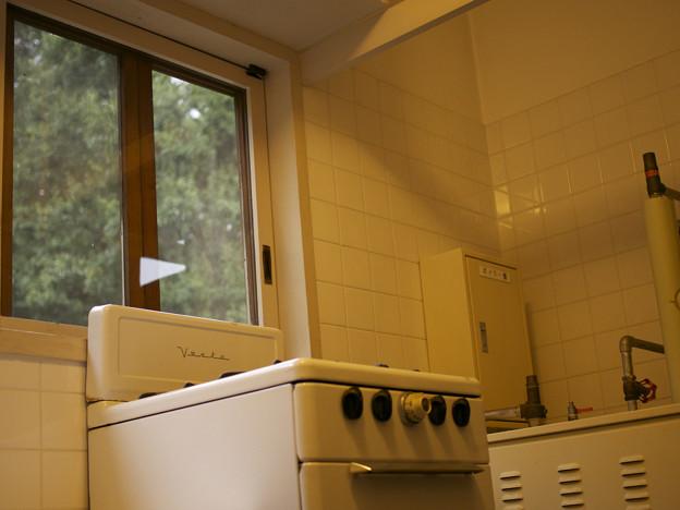 前川邸キッチン