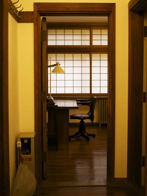 前川邸書斎