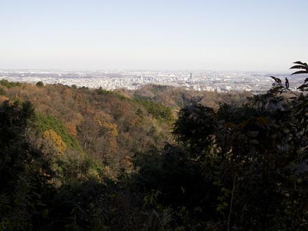 稲荷山山頂から(1)