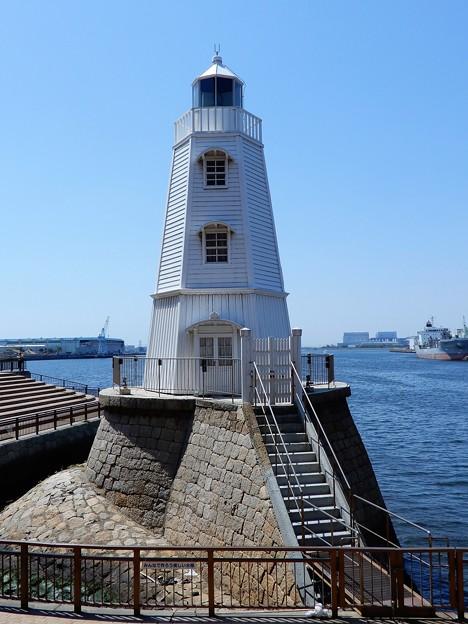 旧堺燈台 (1)