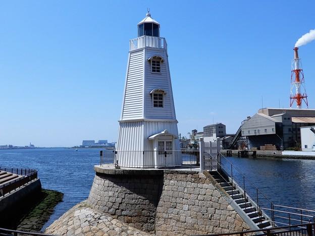 旧堺燈台 (4)