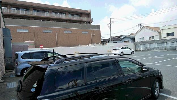 フレンドリー駐車場