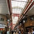 写真: 天神橋筋商店街
