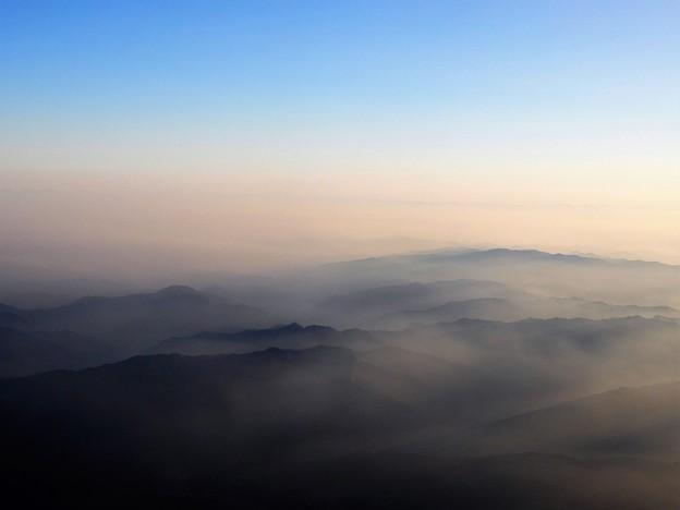 たたなづく山々 (1)