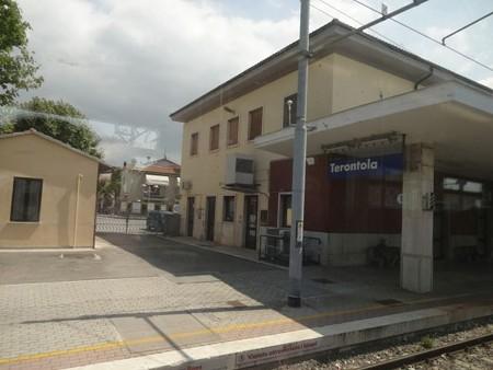 ヨーロッパ横断鉄道旅行−第10弾(フィレンツェ→ローマ)(6)