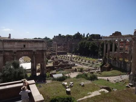ヨーロッパ横断鉄道旅行−第10弾(フィレンツェ→ローマ)(9)