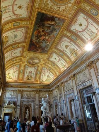 ヨーロッパ横断鉄道旅行−第10弾(フィレンツェ→ローマ)(13)