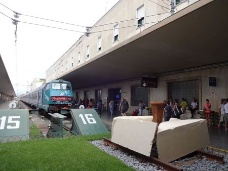 ヨーロッパ横断鉄道旅行−第10弾(フィレンツェ→ローマ)(5)