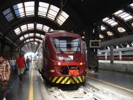 マルペンサエクスプレス(ミラノ中央駅)