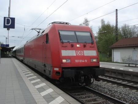 ザルツブルク行きEC115