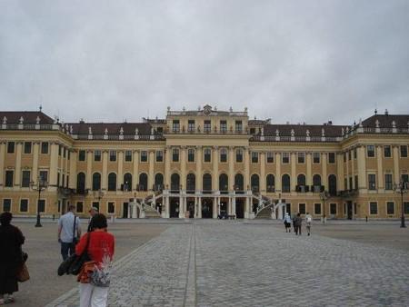 シェーンブルン宮殿(1)