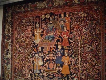 絨毯博物館(4)
