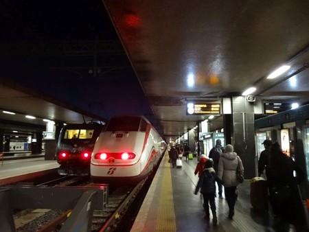 ヨーロッパ横断鉄道旅行−第11弾(ローマ→ナポリ・ピサ)(4)