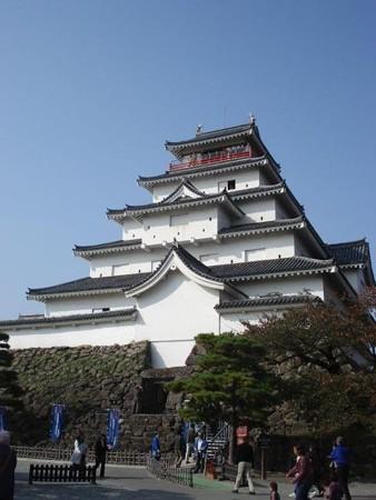 鶴ヶ城(2)