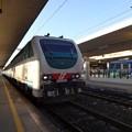 写真: サレルノ行きIC511(ピサ駅)
