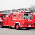 216 東京消防庁 新宿はしご車
