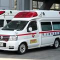 757 川崎市消防局 中原消防署 非常用救急車