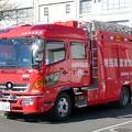 Photos: 117 川崎市消防局 宮前救助工作車