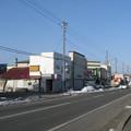 Photos: 様似市街
