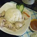 写真: 鶏飯