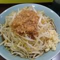 立川マシマシ SSR 中ラーメン 豆腐とハーフ&ハーフ