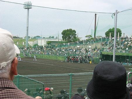 沖縄「タイガースキャンプ・阪神vs日ハム」