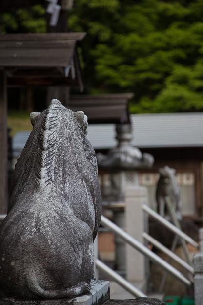 写真: 和気神社