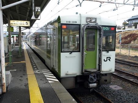 キハ110系(小淵沢駅)3