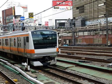E233系(新宿駅)1