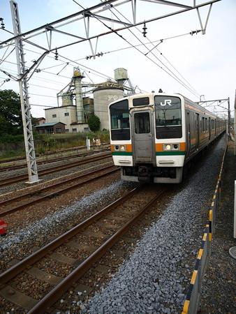 211系(宝積寺駅)1