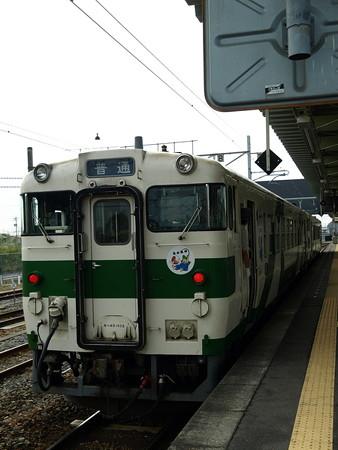 キハ40(宝積寺駅)8