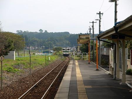 キハ40(仁井田駅)7