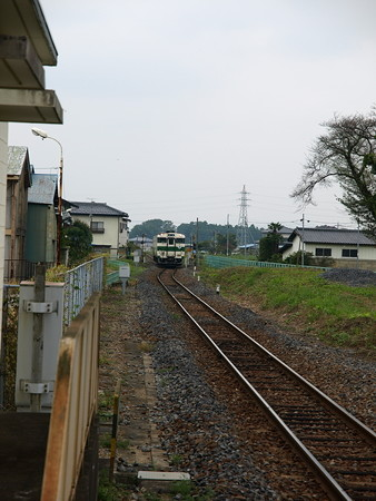 キハ40(仁井田駅)1