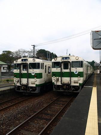 キハ40(大金駅)3