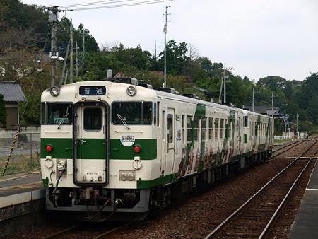 キハ40(大金駅)11