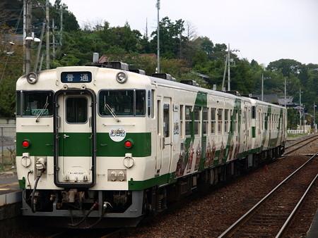 キハ40(大金駅)12