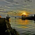 Photos: 小樽港、朝