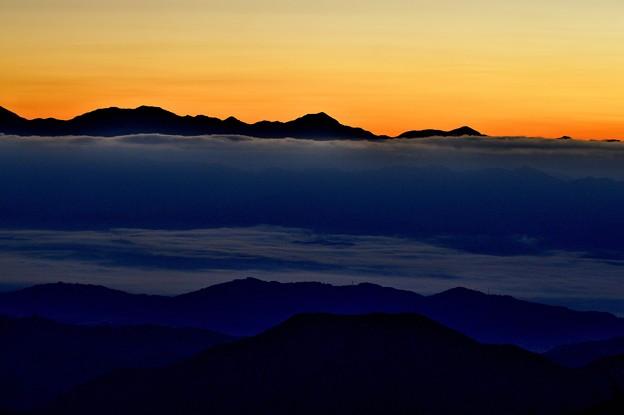 写真: プチ?雲海