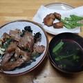 5月25日昼食(家)