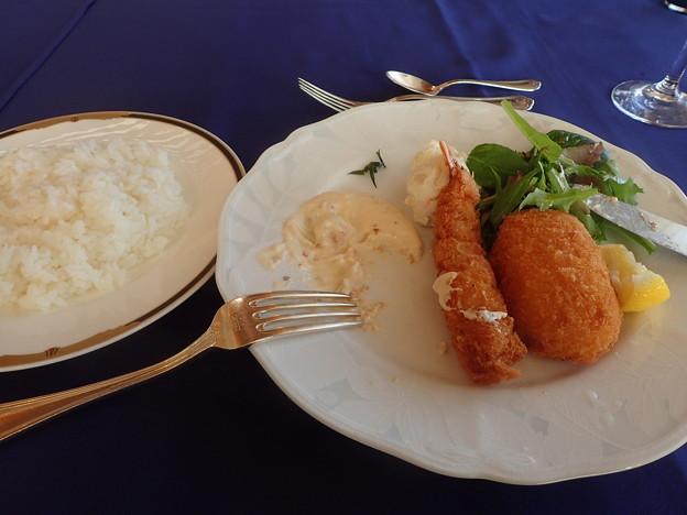 1月16日昼食(ホテル竹島) (3)