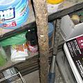 Photos: 天然素材使用の防犯用棍棒